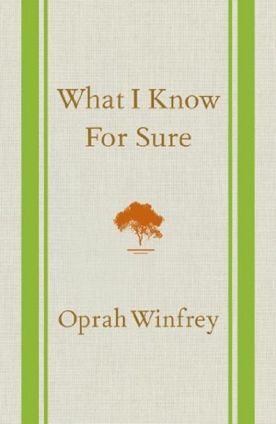 Business Books by Black Authors Winfrey What I Know For Sure