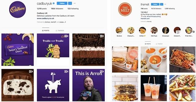 Business Branding Instagram