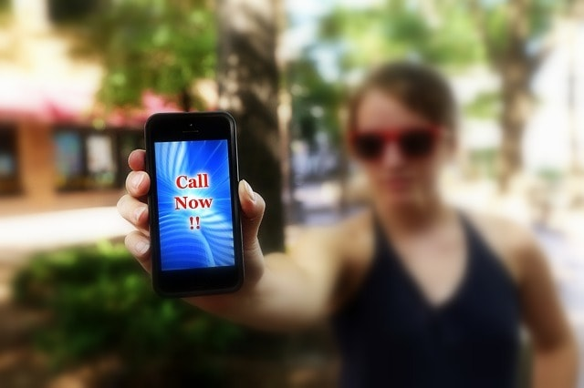 Business Call-To-Action Urgent