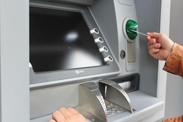 Business Credit Card Startup ATM