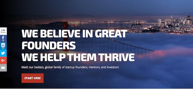 Business Incubators 500 Startups