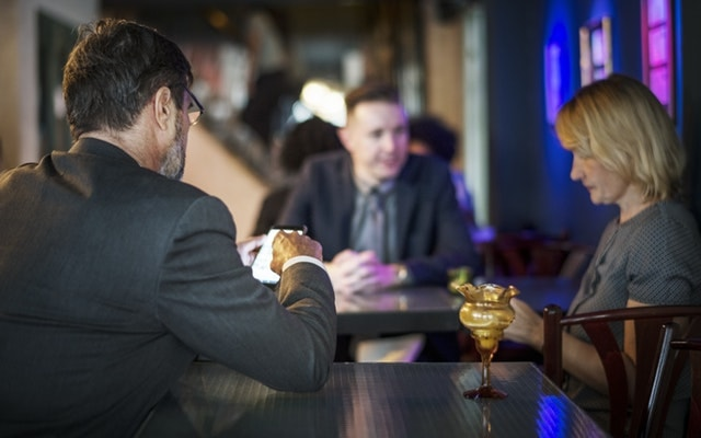 Business Referrals Happy Hour