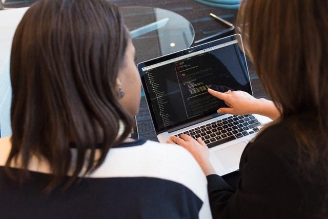 Business Referrals Women Chatting