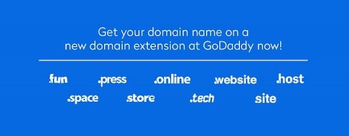 Buy Premium Domain Extension