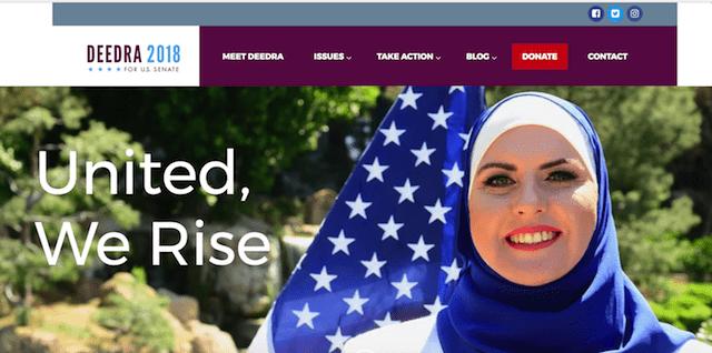 Campaign Websites Deedra Abboud