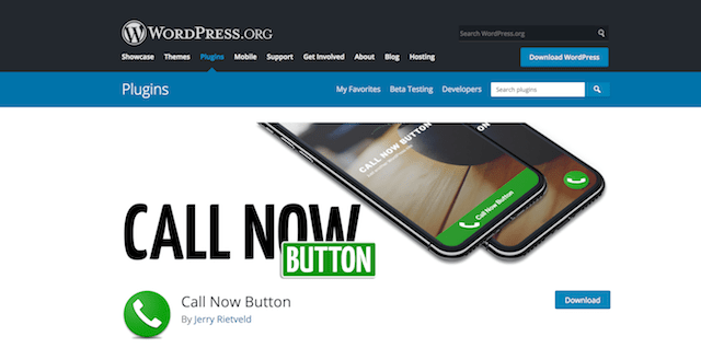 Click to Call Plugins Call Now Button