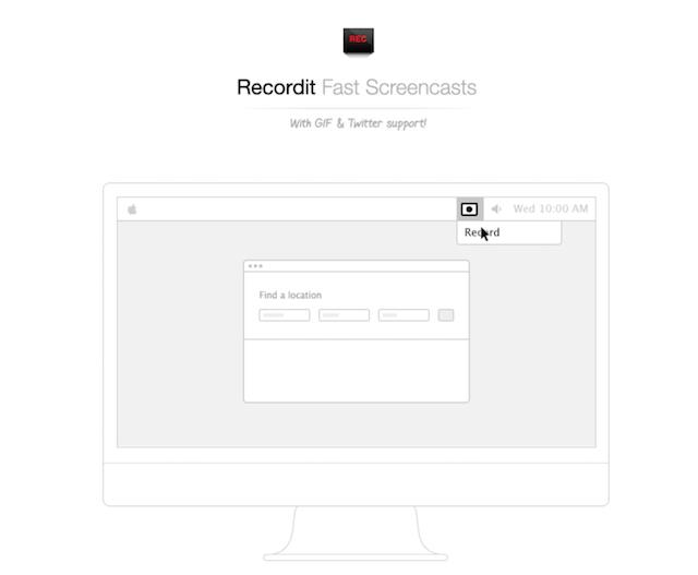 Collaboration Tools RecordIt