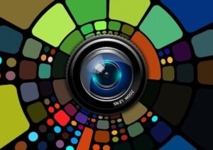Colorful Zoom Lens
