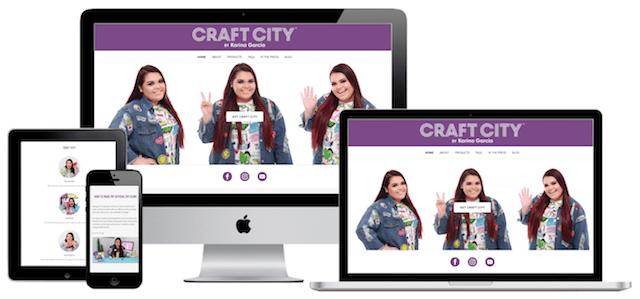 Craft City Website