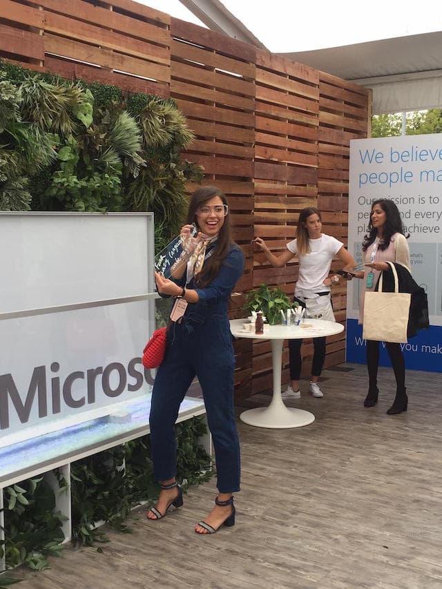 Create & Cultivate Microsoft