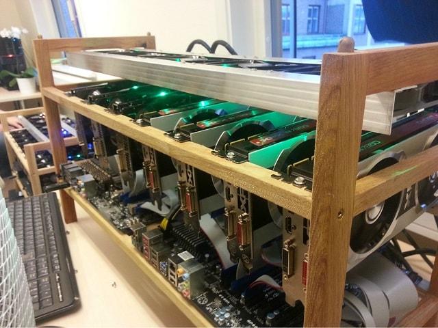 Cryptocurrency Mining GPU