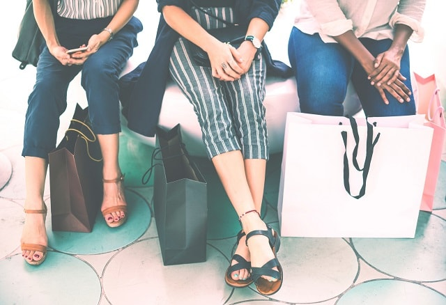 Customer-Driven Marketing Shopping