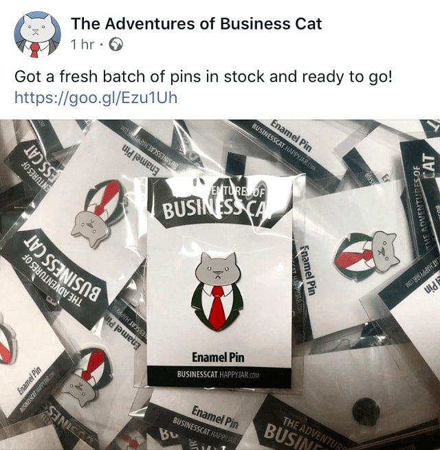 Customer Journey Business Cat