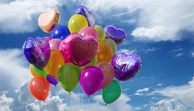 Customer Service Week Balloons