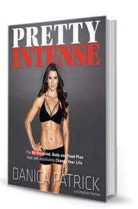 Danica Patrick Pretty Intense Book