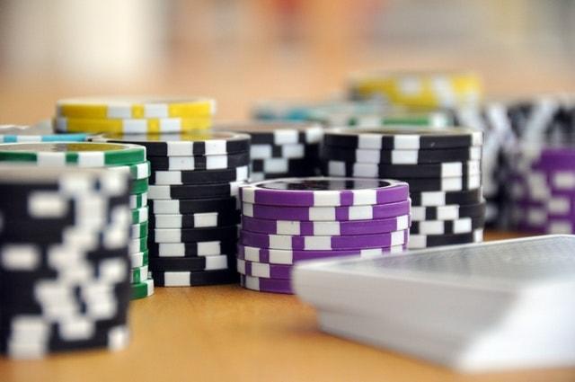 Data Breaches Poker Chips