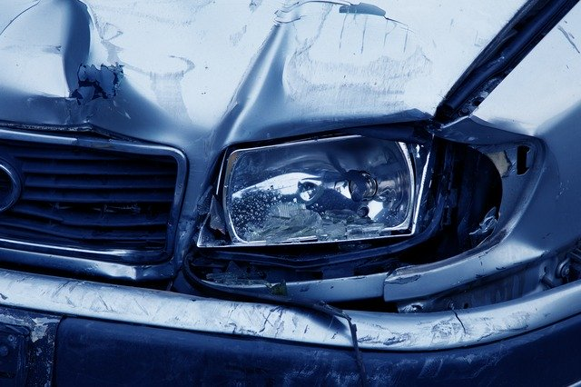 Dented Car Shows Need for Auto Body Shop