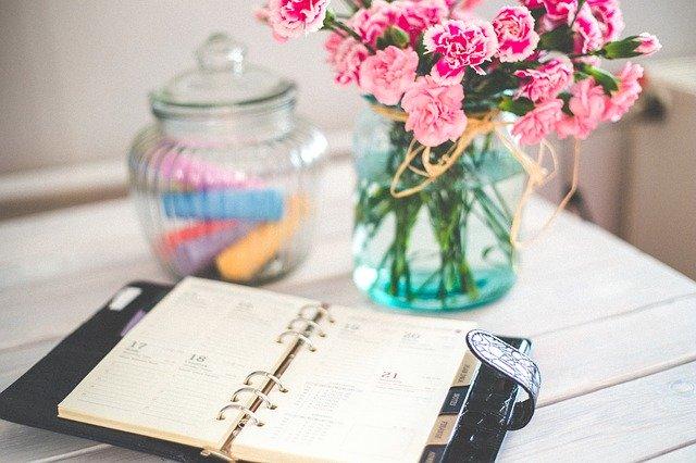 Developer Stress Calendar On Desk
