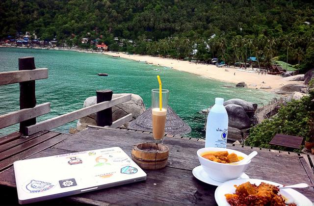 Digital Nomad Lifestyle Thailand