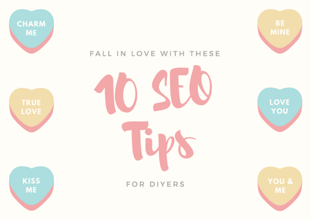 DIY SEO Tips