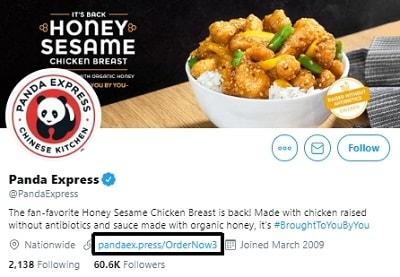 Domain Hacking Panda Express