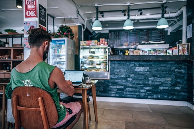 Domain Name Ownership Coffeeshop