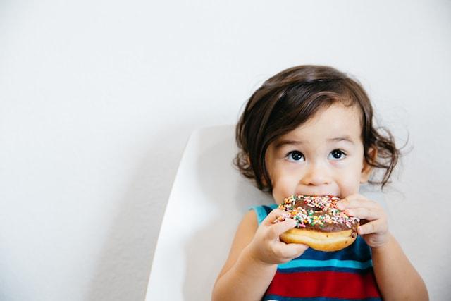Donut Parlor Kid