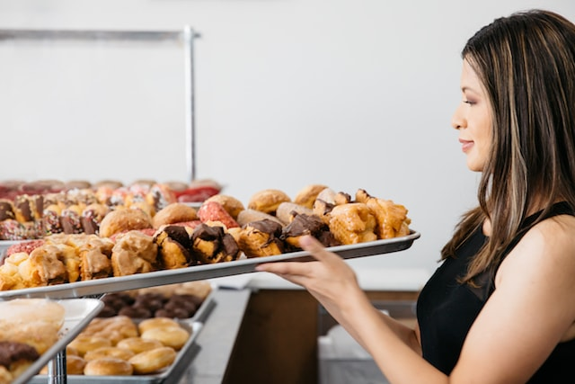 Donut Parlor Sophya