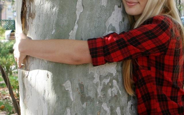 Earth Day Treehugger