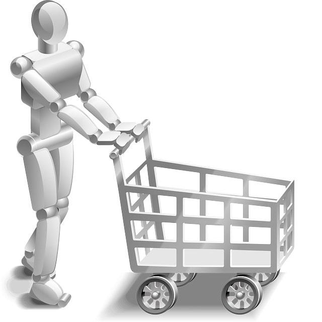 ECommerce Trends Robot