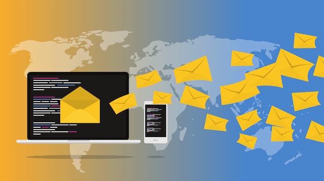Email Marketing Graphic Illustrates Using Email Analytics