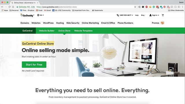 Etsy Branding GoCentral