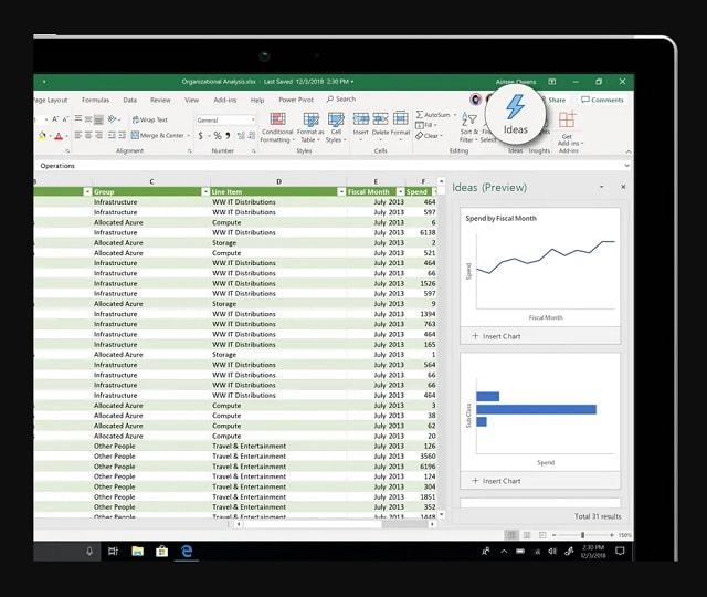 Excel For Beginners Spreadsheet