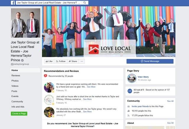 Facebook Best Practices Joe Taylor Group