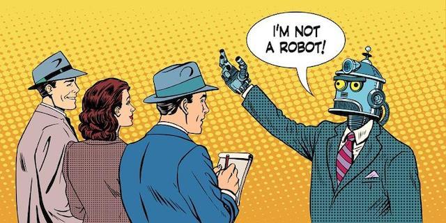 Facebook Chatbot Robot