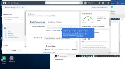 Facebook Reach Ads Create New Audience