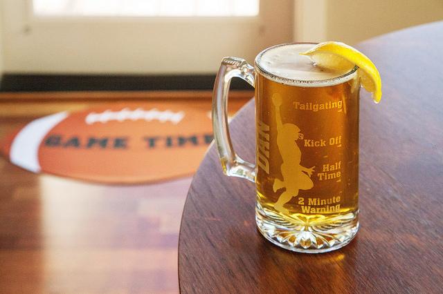 Fantasy Football Marketing Beer