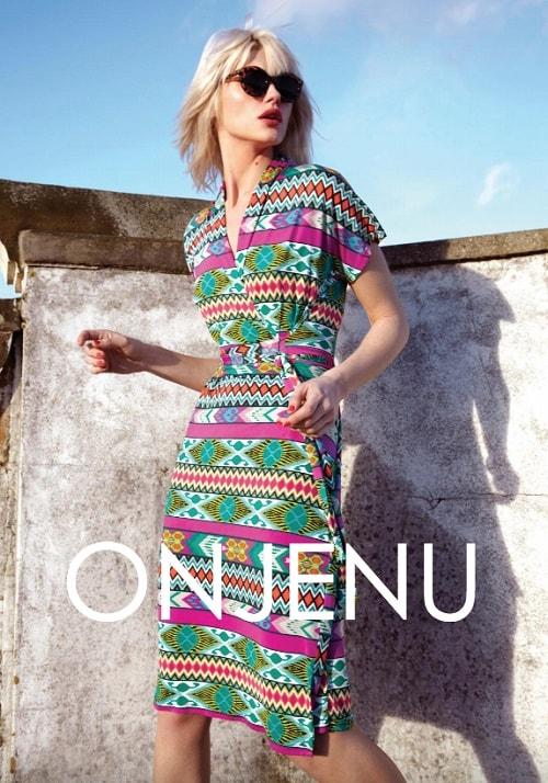 Fashion Lookbook ONJENU Cover Photo