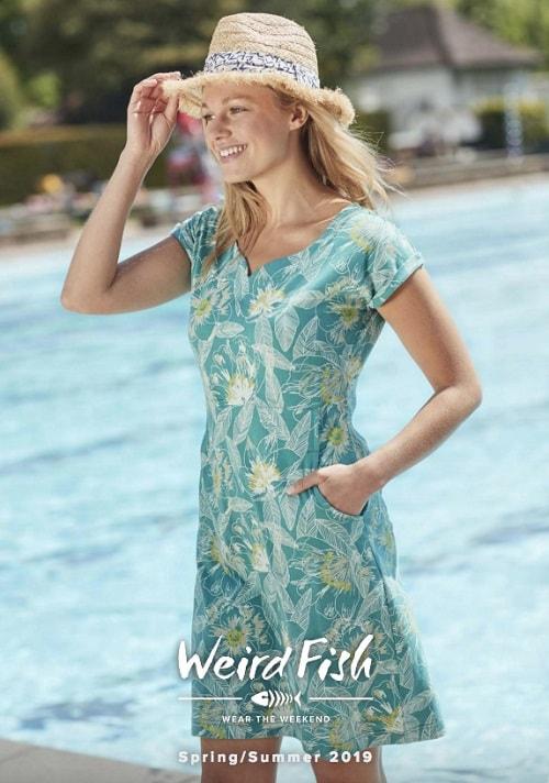 Fashion Lookbook Weird Fish Cover