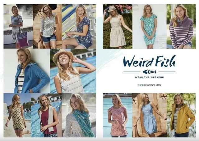 Fashion Lookbook Weird Fish Wear The Weekend