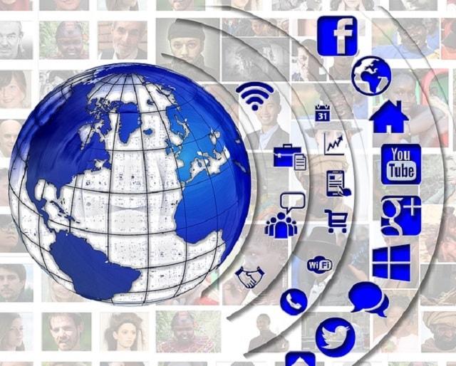 Find International Customers Social