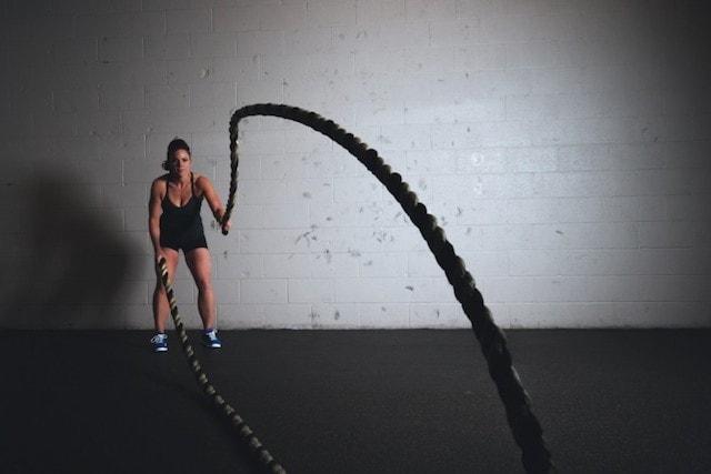 Fitness Marketing Ropes