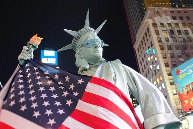 Fourth Of July Marketing Liberty