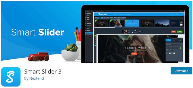 Free WordPress Sliders Smart Slider 3