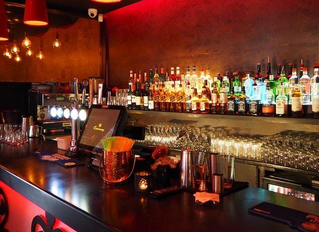 Gaming Lounge Bar