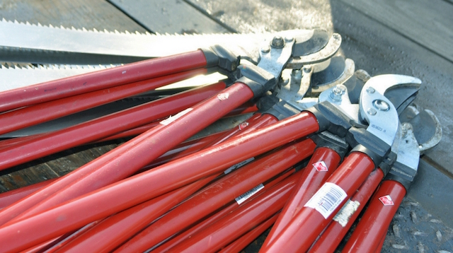 Garden Supplies Loppers