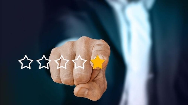 Get Online Customer Ratings Five Stars