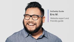 GoDaddy Guide Eric