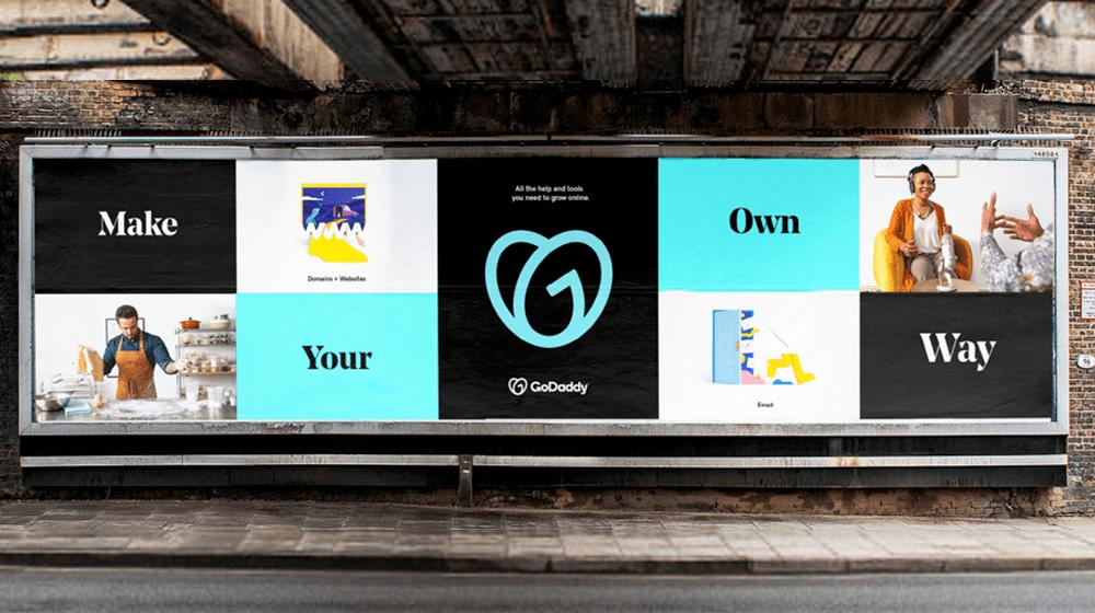 GoDaddy cheers on everyday entrepreneurs with new logo - GoDaddy Blog