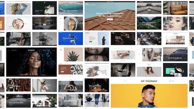 GoDaddy Websites Marketing Templates